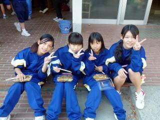 三 中 バ ザ ー大成功 10月 ... : 小学校三年生 漢字 : 小学校